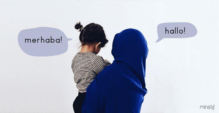 tweetalig opvoeden: hoe doe je dat?