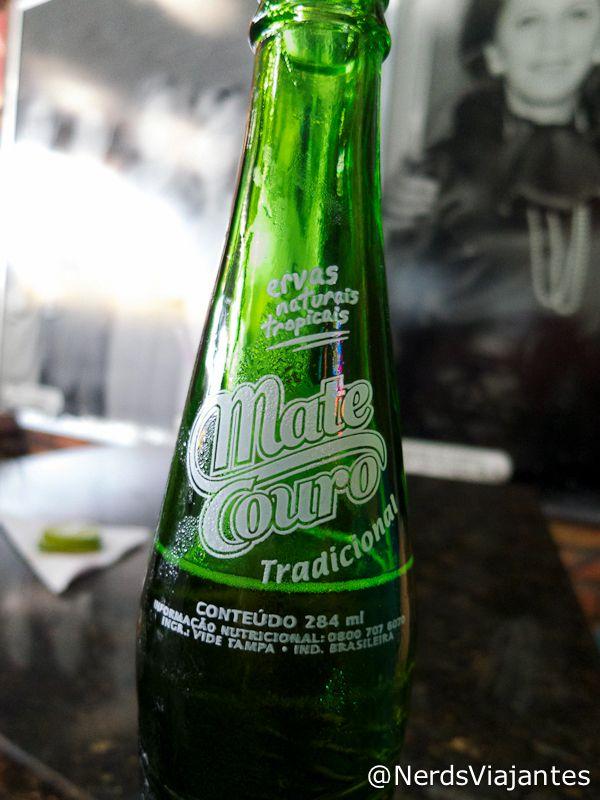 Refrigerante Mate Couro - Belo Horizonte – Restaurante Maria das Tranças   Nerds Viajantes