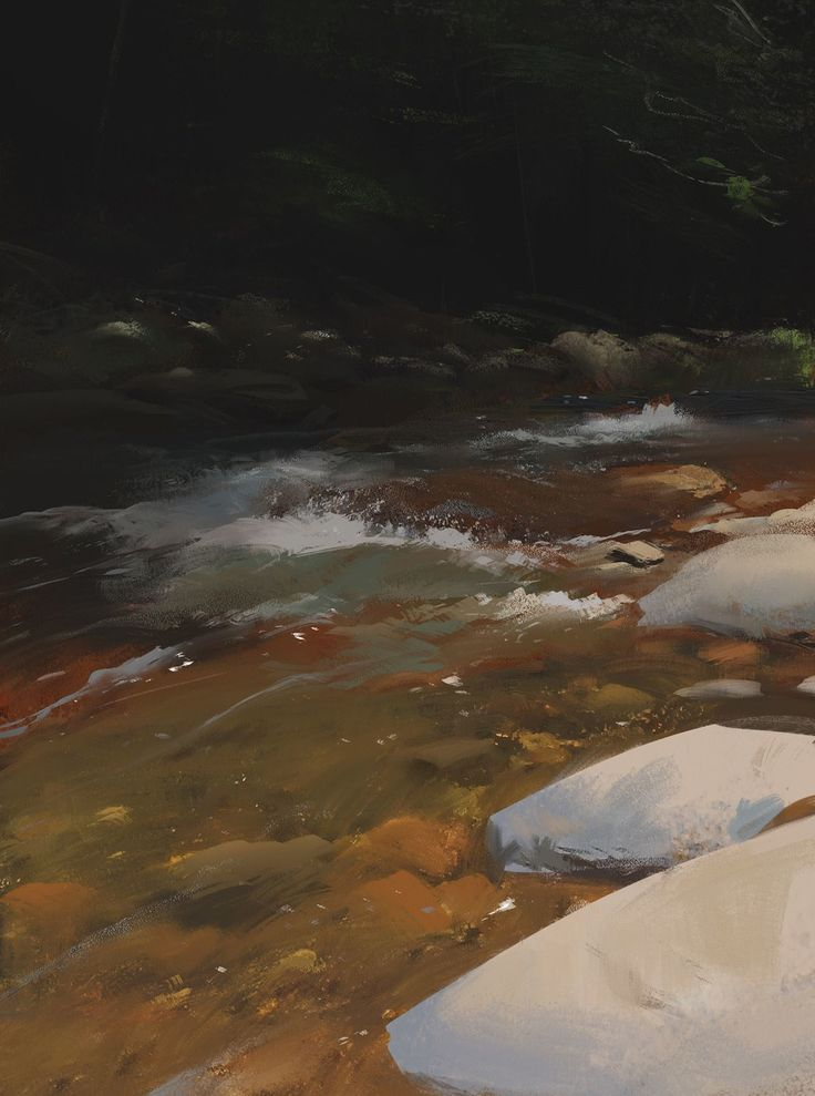 880 best Plein Air Reference images on Pinterest | Concept art ...