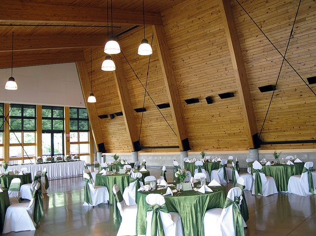 Reception Hall Fred Jill S Wedding Indian Springs Metropark Mi June 2017 Ceremony Pinterest And