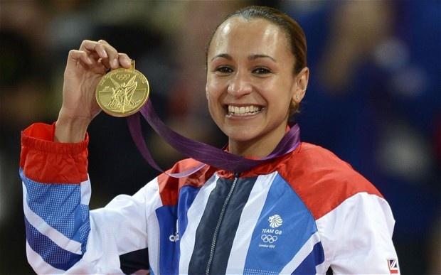 Jennifer Ennis gold medal
