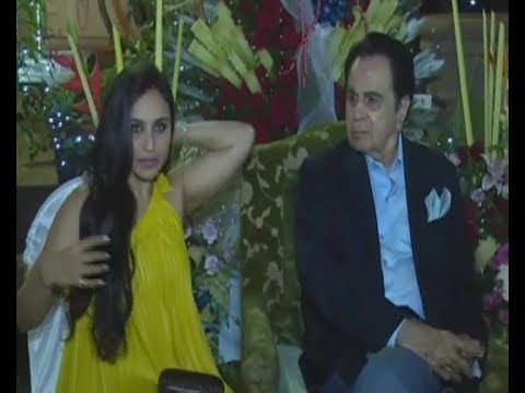 Rani Mukherjee SPOTTED at Dilip Kumar's 91st birthday party.