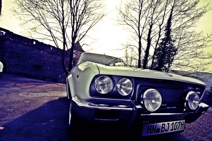 Fiat 124 Coupe 1972 from Axel ;-)