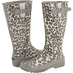 grey leopard sperry top-sider pelican boot