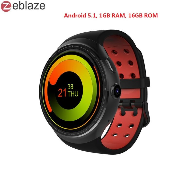 Zeblaze THOR 1.4inch Super AMOLED