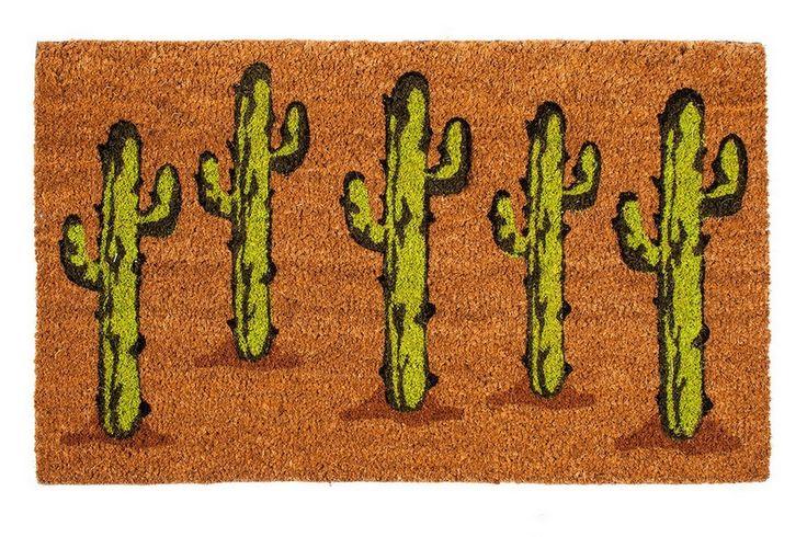 """Fußmatte Summer """"Kaktus"""""""