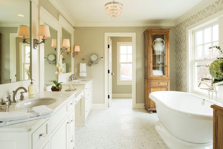 Elegant Bathrooms Designs Homes Inspiration - Behind Logic