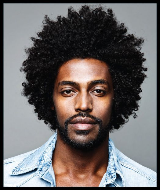 5 Easy Steps to Care for Men's Natural Hair