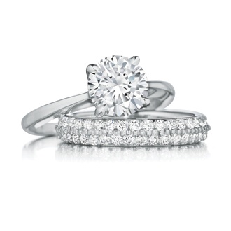 Stunning Leo Ingwer Rings Available as a special order Engagement Ring InsuranceEngagement