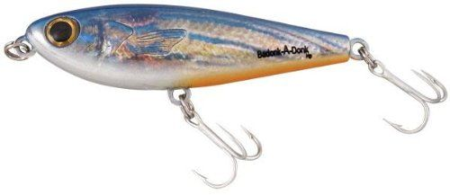 Bomber Saltwater Grade Badonk-A-Donk Low Pitch - Natural Pinfish - 3 1/2 in *** You can find more details by visiting the image link.