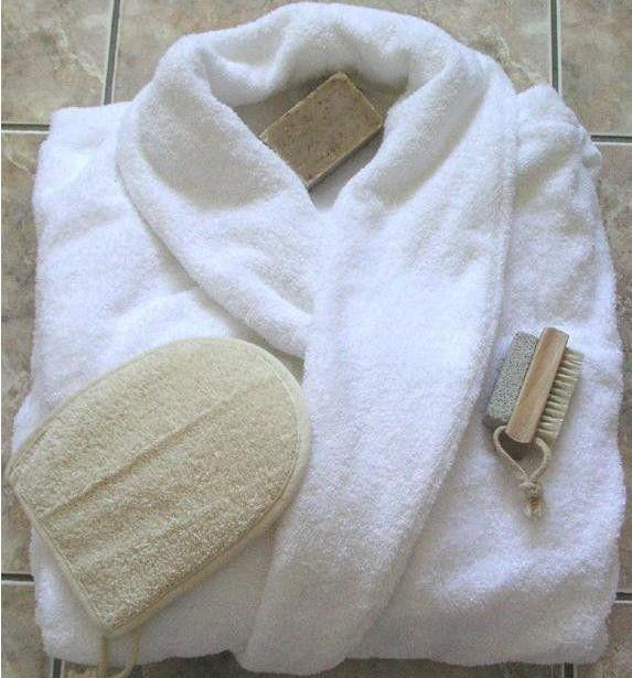 Szlafrok Top - frote 450  www.mabotex.pl  #horeca #towel #spa #hotel
