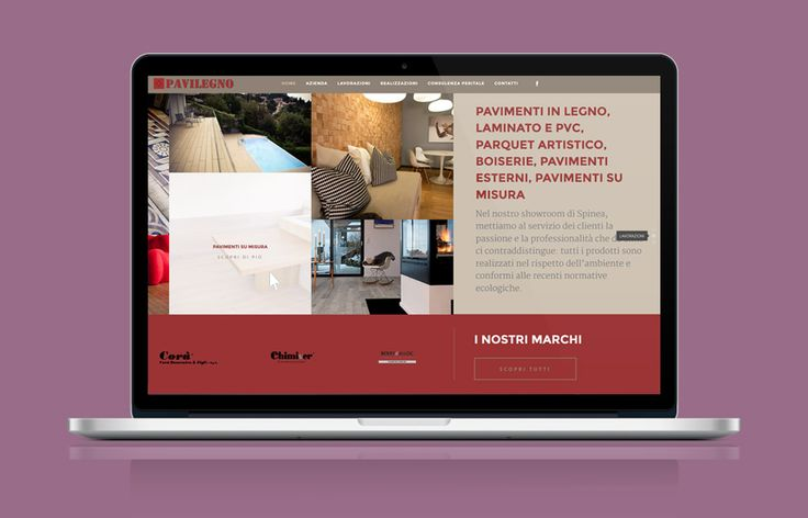 Nuovo sito responsive realizzato per Pavilegno Group S.n.c, storica azienda di Spinea VE che si occupa di posa e restauro di parquet artistici e pavimenti in legno.  #sitiweb #sitiwebdesign #responsive