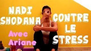 Apprenez Nadi Shodana en vidéo, un pranayama (exercice respiratoire) pour mieux gérer son stress. YogaCoaching - YouTube