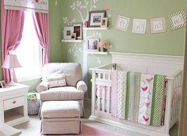 Mint Green And Pink Bedroom Ideas