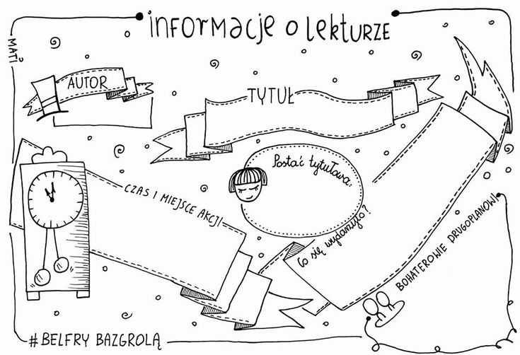#lektura #okzeszyt #ok #edukacja #rysnotka