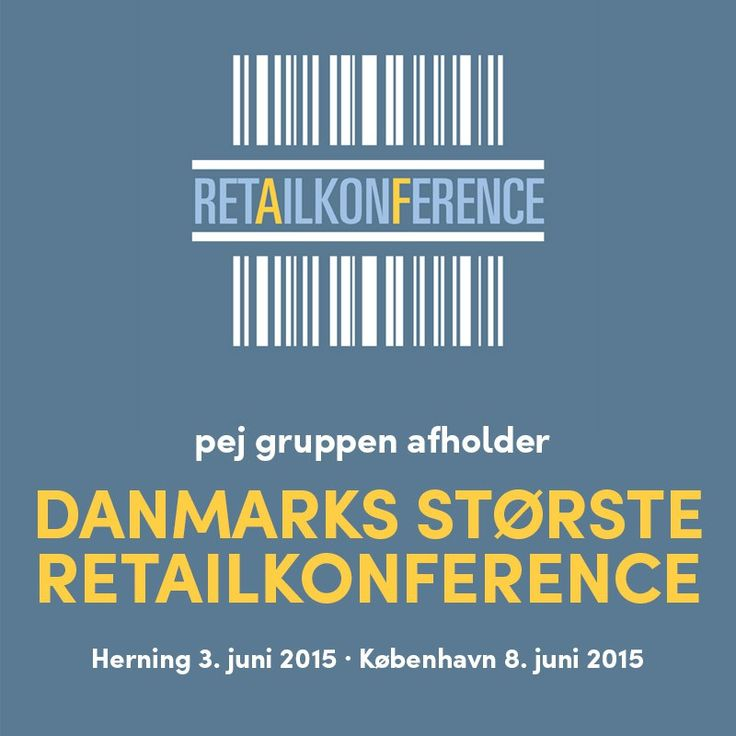 Retailkonference 8. juni 2015 KBH - Konferencer & Seminarer