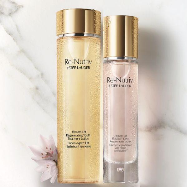 花の生命力で美肌を叶える高機能化粧水がエスティ ローダーから誕生