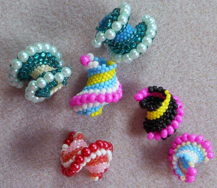 Video:  How to make celini beads~ Seed Bead Tutorials