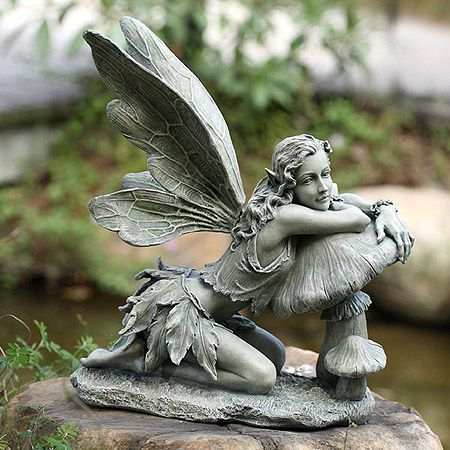 25 Best Ideas About Fairy Statues On Pinterest Statues