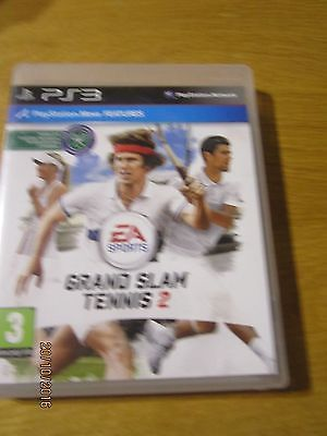 #Grand slam #tennis 2 ps3 *in excellent #condition*,  View more on the LINK: 	http://www.zeppy.io/product/gb/2/302150260398/
