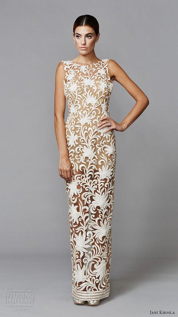 Jani Khosla — International Debut Collection   Wedding Inspirasi