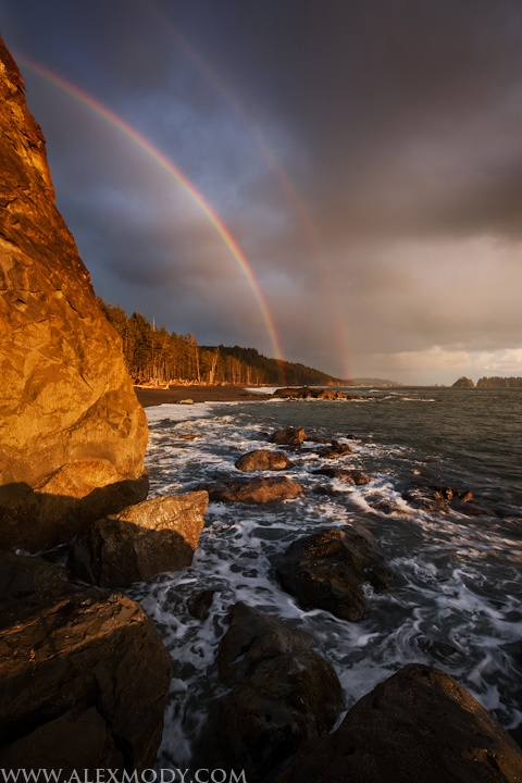 Timeless Coast, Rialto Beach, Olympic National Park, Washington