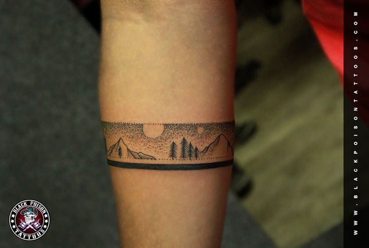 Minimalistic armband tattoo   #armbandtattoo #naturalisticarmband #forearmtattoo #dotworktattoo #naturetattoo #tattooforguys #tattooideas #tattoos #naturetattoo #armband #tattooidea #tattooformen