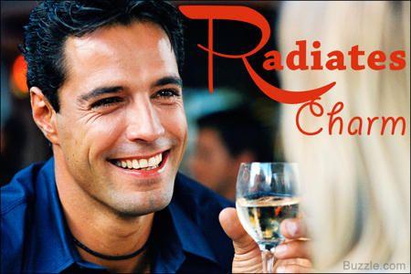 Sociopath Characteristics- Radiating Charm