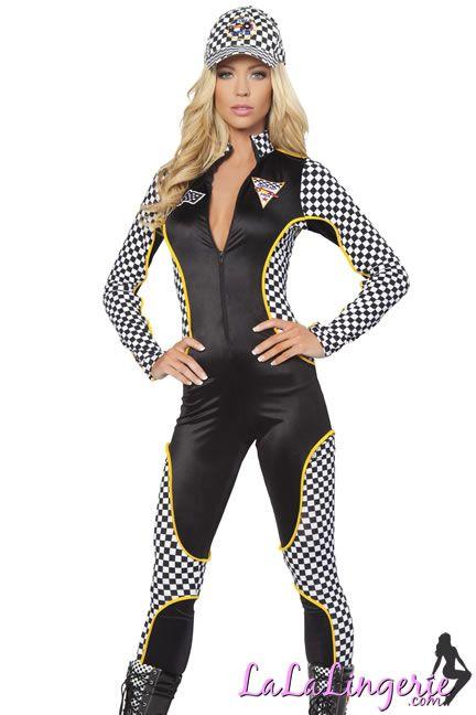 Roma Woman S Race Car Girl Costume