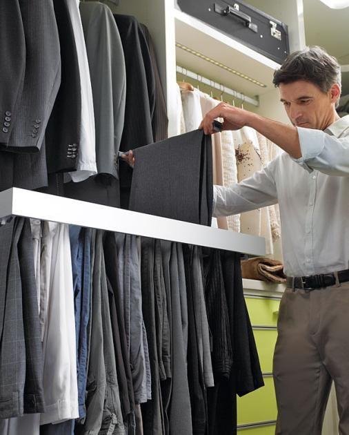 Epic Interessant gerade f r Kleiderschrank Planer mit begrenztem Raumangebot Mit beinahe jeder Schrankinnenaufteilung der namhaften