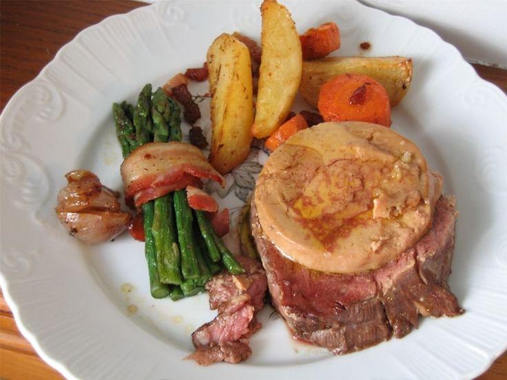 best 20 filet de boeuf rossini ideas on steak rossini tournedos rossini and accord