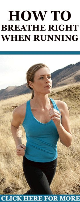 How to breathe properly while running - mybeautyisland.org