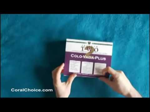 Colo-Vada Detox Colon Cleansing Program 2 - unboxing - YouTube