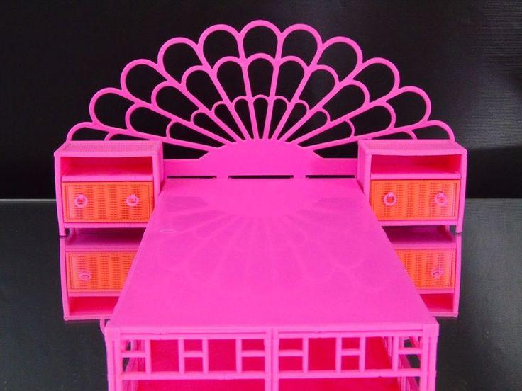 Barbie bedroom hakkında Pinterest\'teki en iyi 20+ fikir