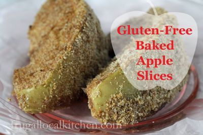 ... Baked Apple Slices   Recipe   Baked apples, Apple slices and Gluten