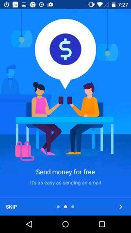 Google Wallet Screenshots