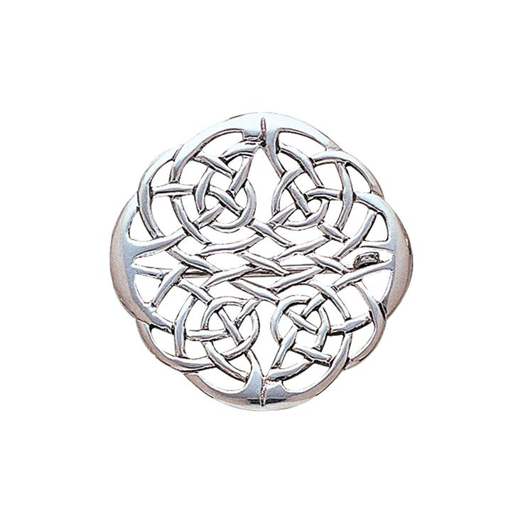 Jewelry Trends Sterling Silver Round Elegant Celtic Knot Work Brooch Pin >>> Check out this great product. (This is an Amazon Affiliate link and I receive a commission for the sales)