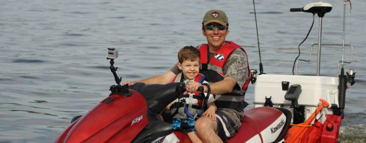 http://www.strongoutdoors.com/  jet ski fishing jet ski accessories fishing jet ski