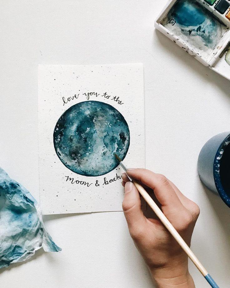 Hailey Kinsey auf Instagram Hailey Phillips.creative Ich liebe dich bis zum Mond…