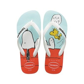Flip Flops Havaianas Snoopy for women | Official Havaianas® shop So want these <3 Snoopy
