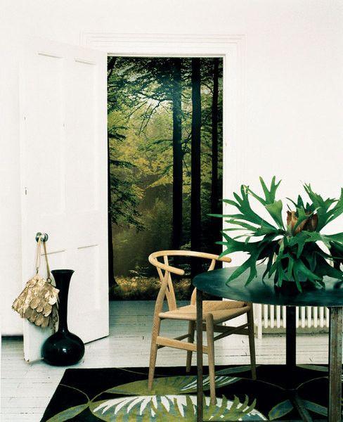 Дизайн растениями