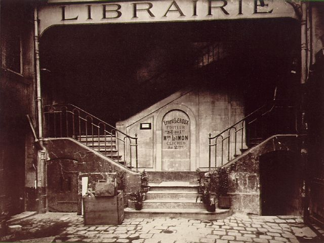 """EUGENE ATGET: """"Back To The Past - Eugene Atget"""" (2001) - Since 2008, AMERICAN SUBURB X 