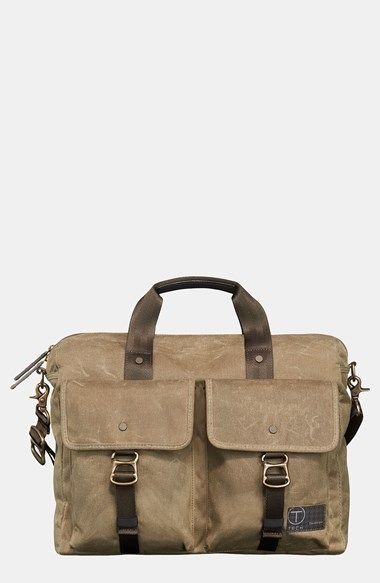 T-Tech by Tumi 'Icon - Arch' Briefcase available at #Nordstrom