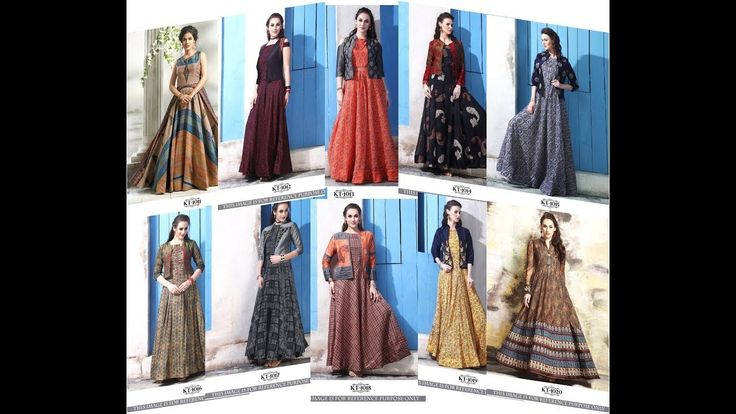 Shop KT Fashion Western DressesOnlinewith the best price.  Flaunt latest styled cuts and look with these Indian Dresses, Give yourself the stylish look for a Casual & Party wear.  Have a Glance at the Collection Now: http://artistryc.in/shop-kt-fashion-western-dresses-online/  ✓ Type: Semi Stitched ✓ Shipping facility: Domestic (India) & International shipping available atExtra Cost ✓ Full Catalogalso available. Enquirenow ✓ Care: First Wash Dry clean only.  Check our online store…