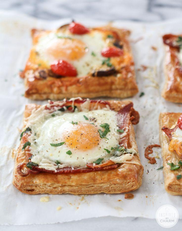 Breakfast Pie | Inspired by Charm