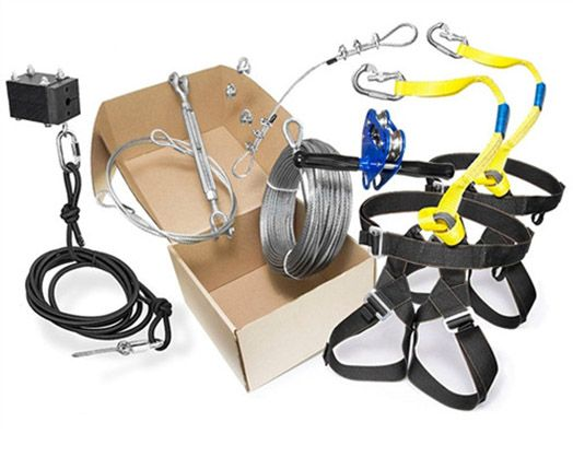 TreeHouse Supplies   Plans, Bolts, Kits, Zip-lines & Accessories for Tree House Construction