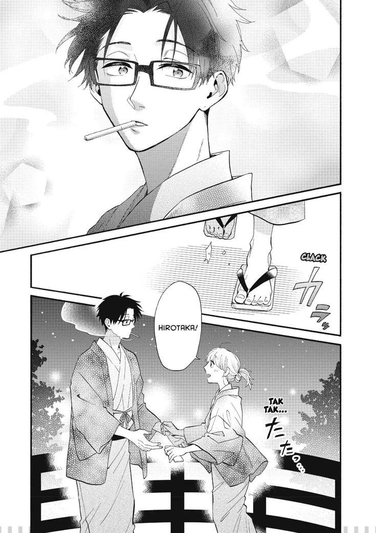 Pin by Animemangaluver on Wotaku ni Koi wa Muzukashii