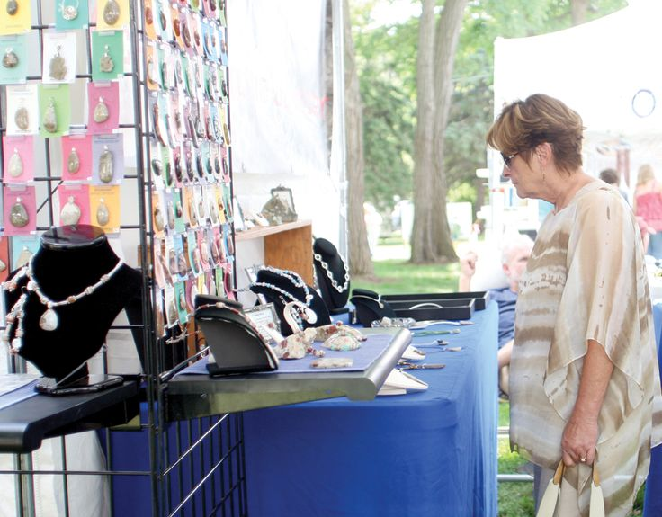 August 10-11 — Family-oriented Shelby art fair will celebrate 30 years