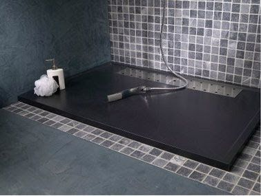 17 meilleures id es propos de receveur douche sur pinterest receveur de d - Douche a l italienne leroy merlin ...