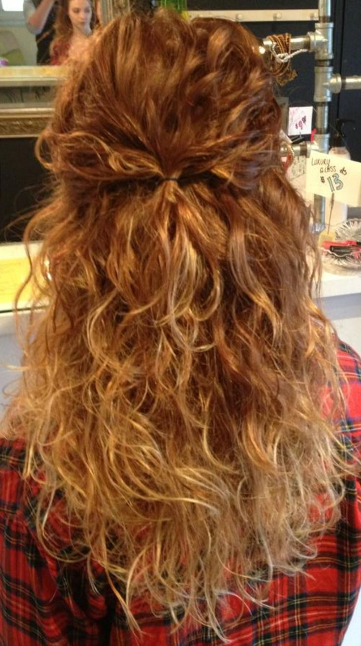 Curly Hair Long Hair Ombr 233 By Tracey At Voila Hair